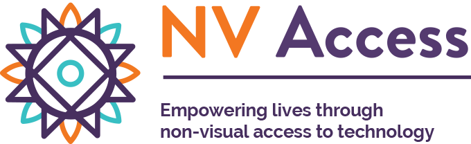 NV Access Empowering lives through non-visual access to technology