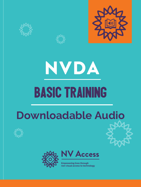Basic Training for NVDA (Downloadable Audio)