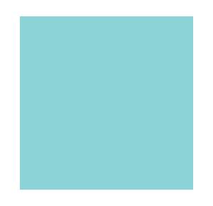 Sunburst Design Turquoise